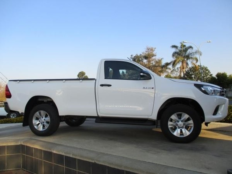 Single Cab Diesel For Sale >> Used Toyota Hilux 2.4 GD-6 SRX 4X4 Single Cab Bakkie for sale in Kwazulu Natal - Cars.co.za (ID ...