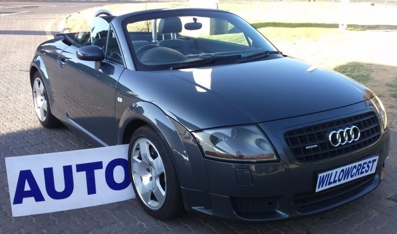 used audi tt roadster 3 2 v6 quatt dsg for sale in gauteng id 2248070. Black Bedroom Furniture Sets. Home Design Ideas