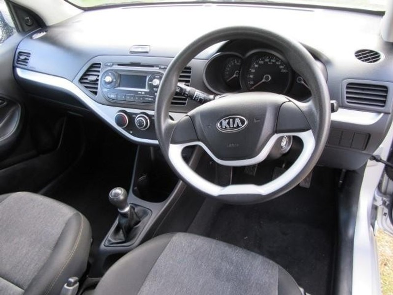 used kia picanto 1 0 lx for sale in western cape id 2248426. Black Bedroom Furniture Sets. Home Design Ideas