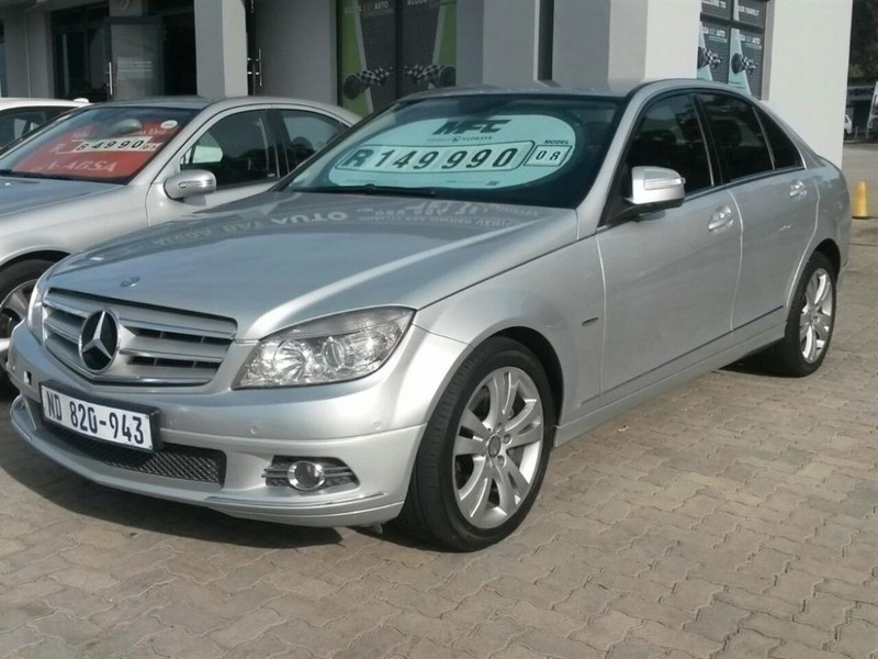 used mercedes benz c class c320 cdi elegance a t for sale in eastern cape id 2248438. Black Bedroom Furniture Sets. Home Design Ideas