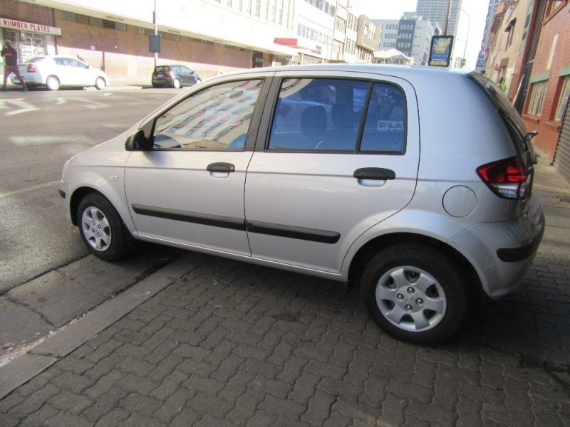 used hyundai getz 1 6 for sale in gauteng id 2252104. Black Bedroom Furniture Sets. Home Design Ideas