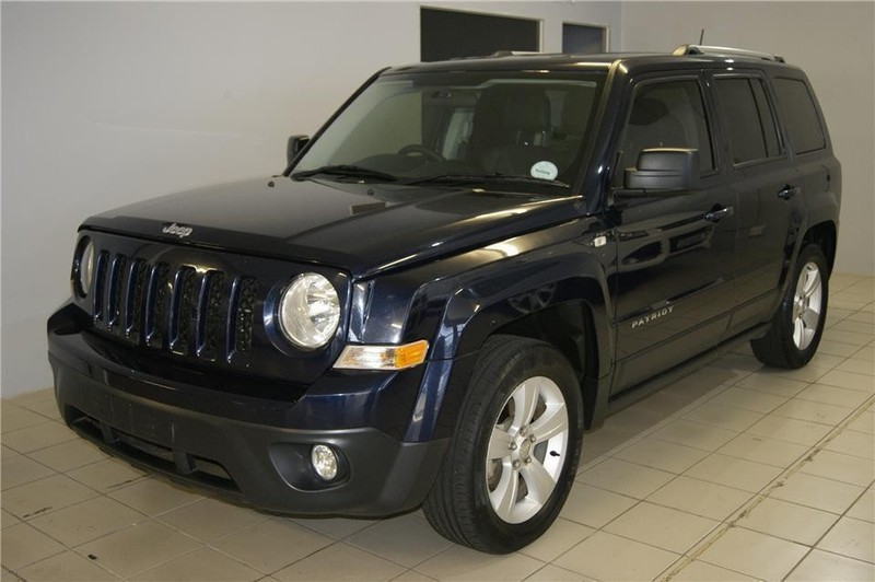 used jeep patriot 2 4 limited auto for sale in kwazulu natal id 2253794. Black Bedroom Furniture Sets. Home Design Ideas