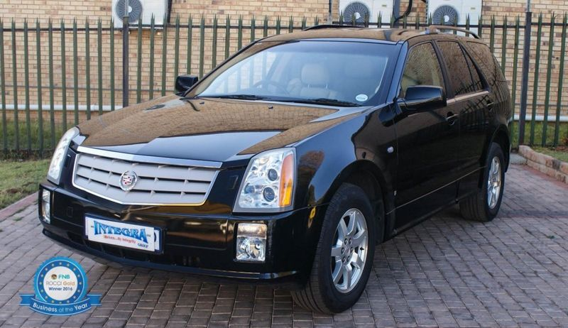 used cadillac srx 3 6 v6 a t for sale in gauteng id 2256052. Black Bedroom Furniture Sets. Home Design Ideas