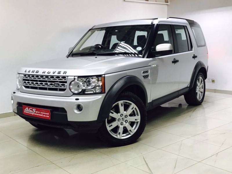 used land rover discovery 4 sdv6 s auto 7 seater fsh for. Black Bedroom Furniture Sets. Home Design Ideas