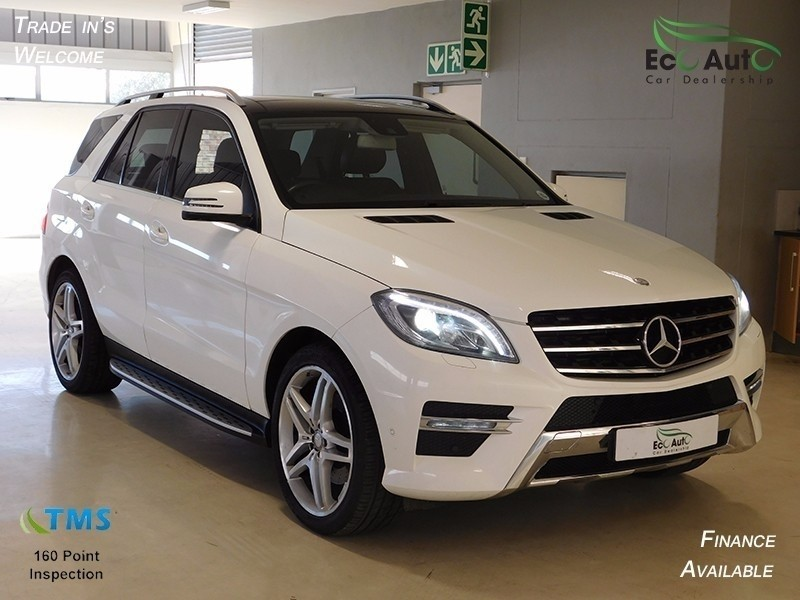 used mercedes benz m class ml 350 bluetec for sale in gauteng id 2257754. Black Bedroom Furniture Sets. Home Design Ideas