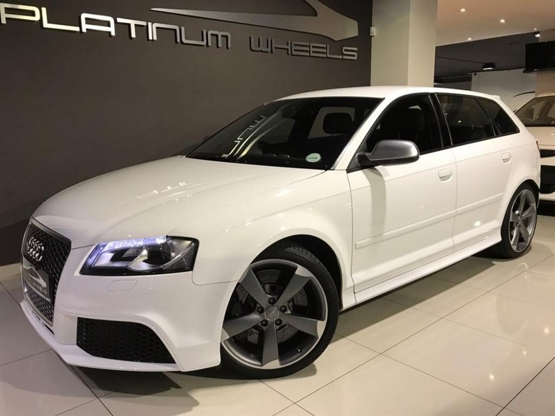 used audi rs3 sportback stronic for sale in gauteng id 2259340. Black Bedroom Furniture Sets. Home Design Ideas