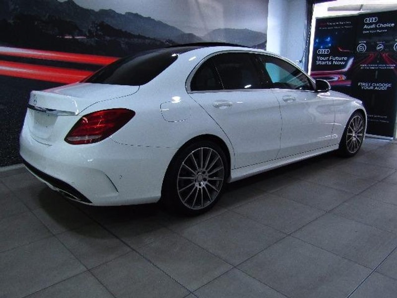 Used Mercedes Benz C Class C250 Amg Line Auto For Sale In