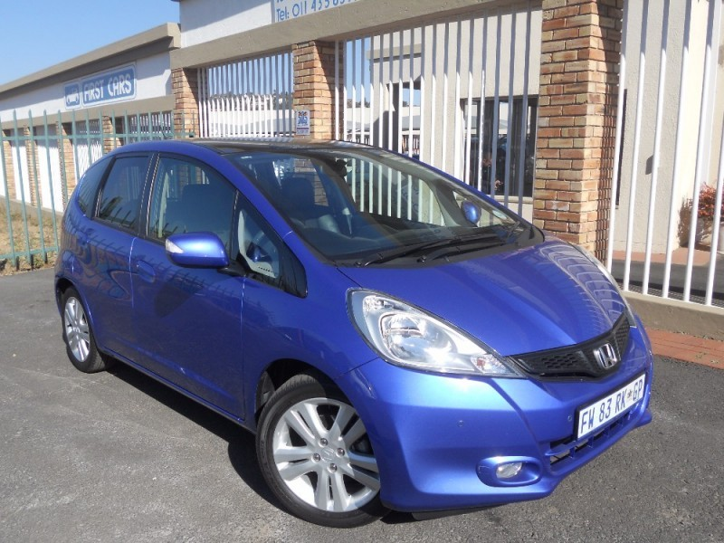 used honda jazz 1 5 executive a t for sale in gauteng id 2260216. Black Bedroom Furniture Sets. Home Design Ideas