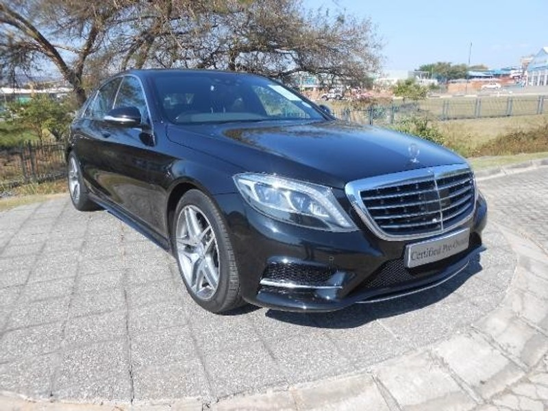 Used mercedes benz s class s350 bluetec for sale in for Mercedes benz s350 2014