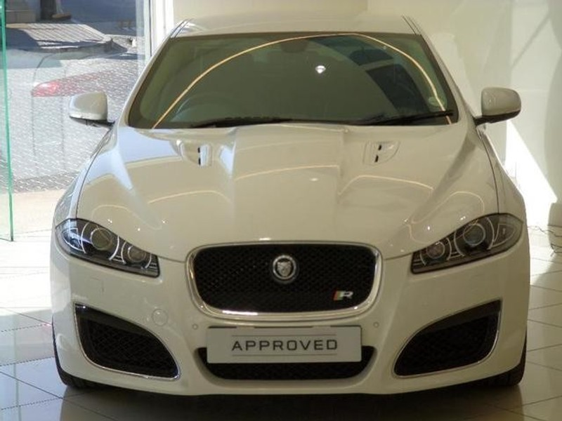 used jaguar xfr 5 0 v8 s c for sale in gauteng id 2260626. Black Bedroom Furniture Sets. Home Design Ideas
