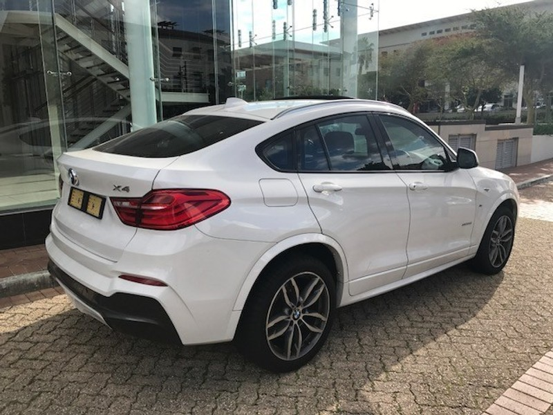 used bmw x4 xdrive28i m sport for sale in western cape id 2261580. Black Bedroom Furniture Sets. Home Design Ideas