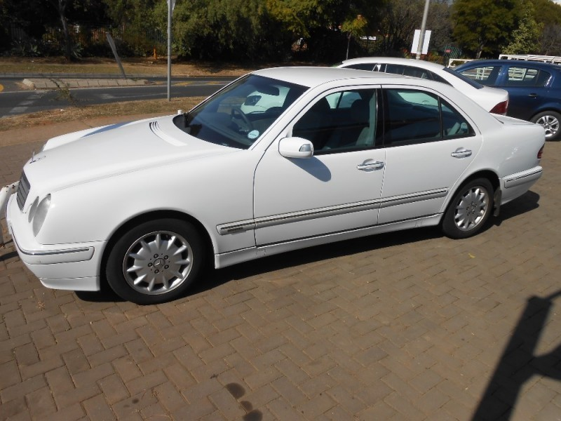 Used mercedes benz e class e240 1 owner for sale in for Mercedes benz e350 for sale by owner