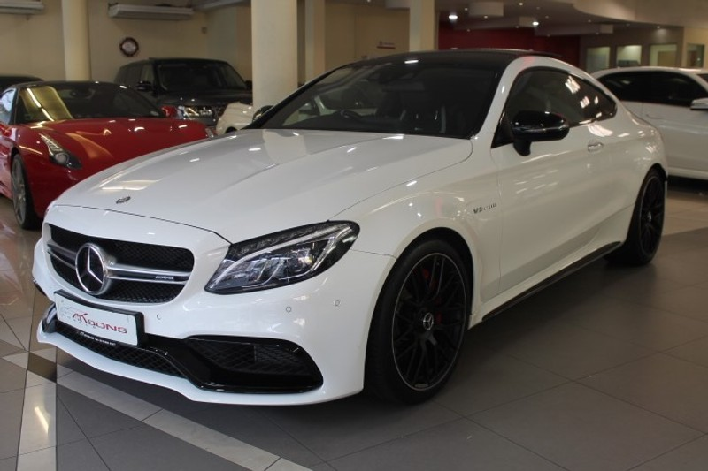 used mercedes benz c class amg coupe c63 s for sale in kwazulu natal id 2263668. Black Bedroom Furniture Sets. Home Design Ideas