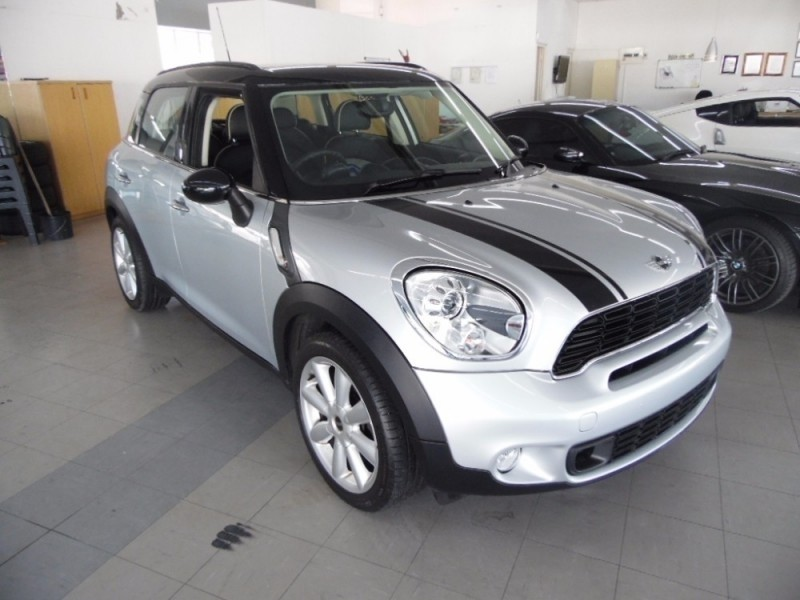used mini cooper s countryman for sale in western cape id 2263742. Black Bedroom Furniture Sets. Home Design Ideas