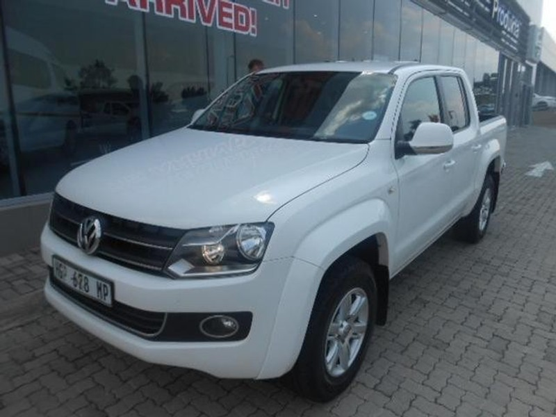 used volkswagen amarok 2 0 bitdi trendline 132kw 4mot. Black Bedroom Furniture Sets. Home Design Ideas