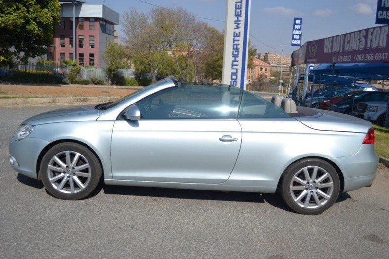 used volkswagen eos 2 0 fsi for sale in gauteng id 2265376. Black Bedroom Furniture Sets. Home Design Ideas