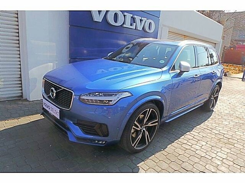 used volvo xc90 d5 r design awd for sale in gauteng id 2265582. Black Bedroom Furniture Sets. Home Design Ideas