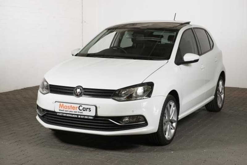 used volkswagen polo 1 2 tsi highline dsg 81kw for sale. Black Bedroom Furniture Sets. Home Design Ideas
