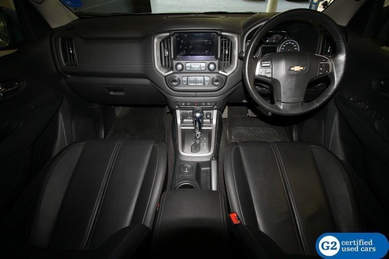 Used Chevrolet Trailblazer 28 Ltz Auto For Sale In ...