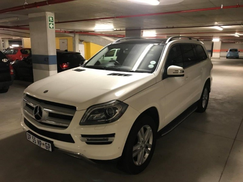 Used mercedes benz gl class gl 350 cdi be for sale in for Used 2014 mercedes benz gl550 for sale