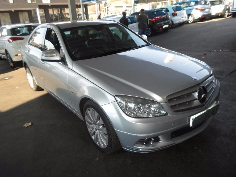 Used mercedes benz c class c230 classic a t for sale in for Mercedes benz c230 2008