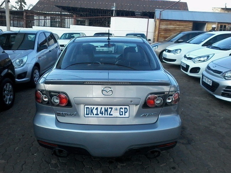 used mazda 6 mps for sale in gauteng id 2268844. Black Bedroom Furniture Sets. Home Design Ideas