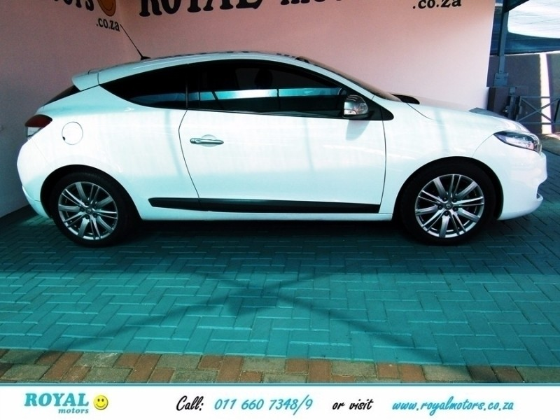 used renault megane iii 1 4 gt line tce coupe for sale in gauteng id 2270532. Black Bedroom Furniture Sets. Home Design Ideas