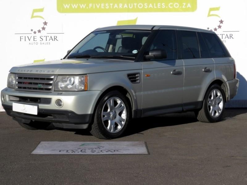 used land rover range rover sport hse 4 4 v8 for sale in gauteng id 2270856. Black Bedroom Furniture Sets. Home Design Ideas