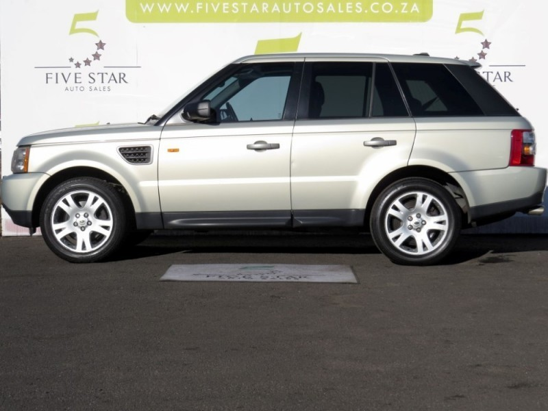Used Land Rover Range Rover Sport Hse 4.4 V8 for sale in Gauteng - Cars.co.za (ID:2270856)