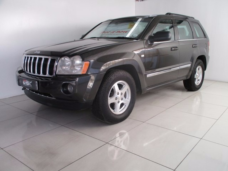used jeep grand cherokee 5 7 hemi v8 ltd for sale in gauteng id 2271188. Black Bedroom Furniture Sets. Home Design Ideas