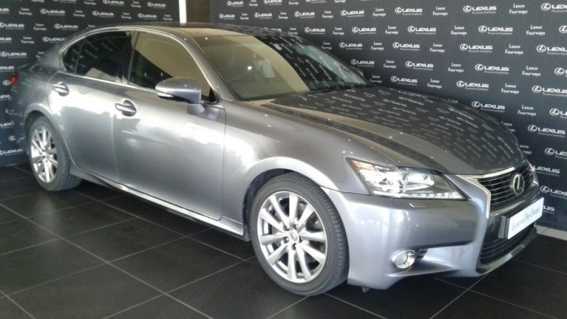 used lexus gs 350 ex a t for sale in gauteng id 2271350. Black Bedroom Furniture Sets. Home Design Ideas