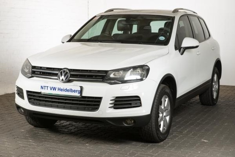 used volkswagen touareg 3 0 v6 tdi tip blu mot 180kw for. Black Bedroom Furniture Sets. Home Design Ideas