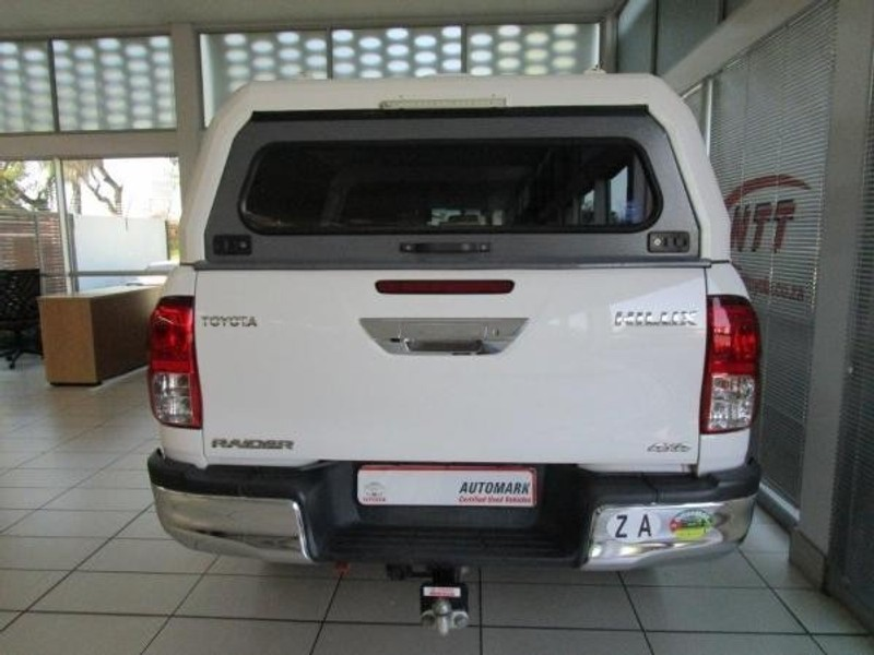 Used Toyota Hilux 2.8 GD-6 Raider 4x4 Double Cab Bakkie ...