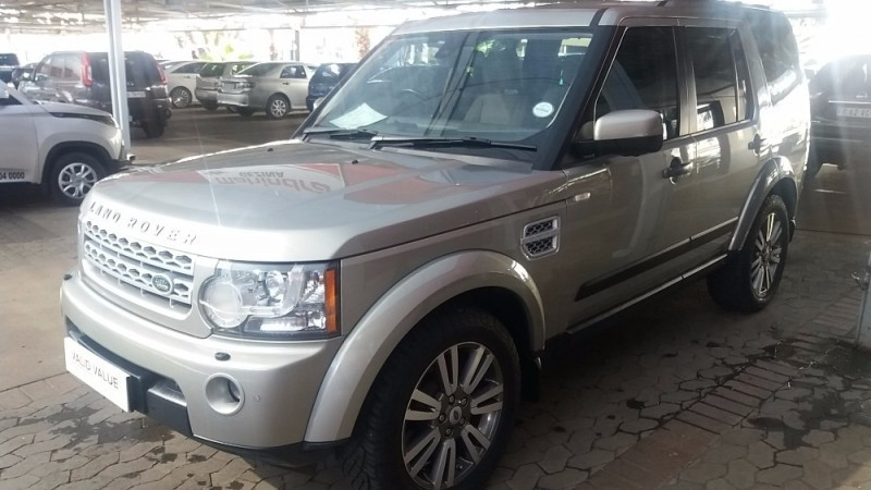 Used Land Rover Discovery 4 5 0 V8 Hse For Sale In Gauteng