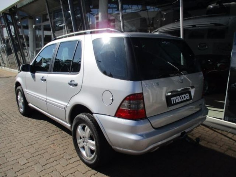used mercedes benz m class ml 270 cdi f l for sale in gauteng id 2272878. Black Bedroom Furniture Sets. Home Design Ideas