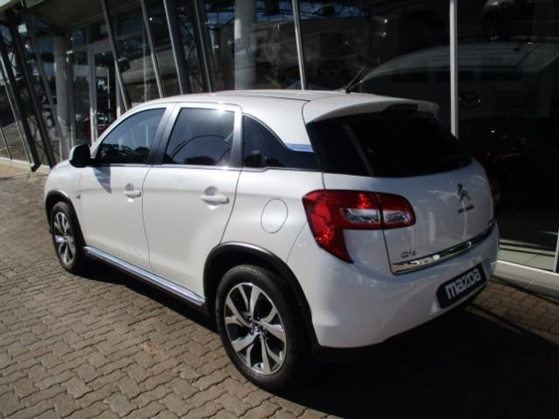 used citroen c4 aircross 2 0 exclusive awd a t for sale in gauteng id 2272880. Black Bedroom Furniture Sets. Home Design Ideas