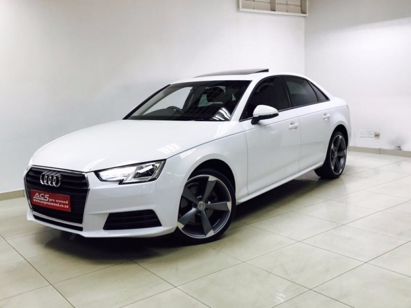 used audi a4 2 0t tfsi b9 sportline s tronic new shape 17000kms for sale in gauteng. Black Bedroom Furniture Sets. Home Design Ideas