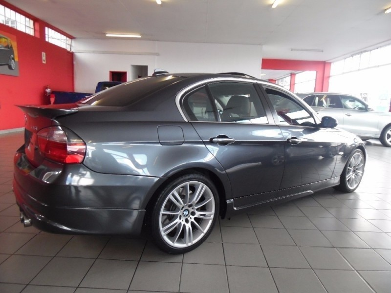 used bmw 3 series 2008 bmw 335i at e90 with schnitzer body kit for sale in western cape cars. Black Bedroom Furniture Sets. Home Design Ideas