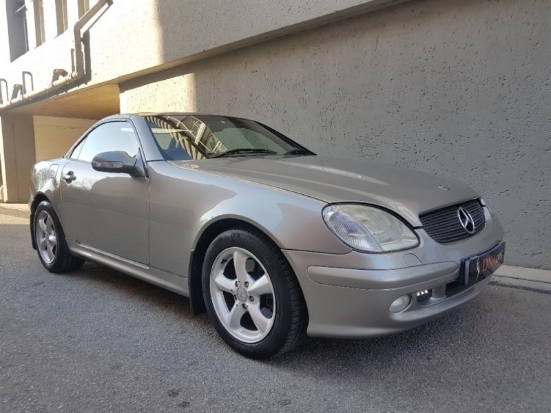 used mercedes benz slk class slk 320 a t for sale in gauteng id 2273158. Black Bedroom Furniture Sets. Home Design Ideas