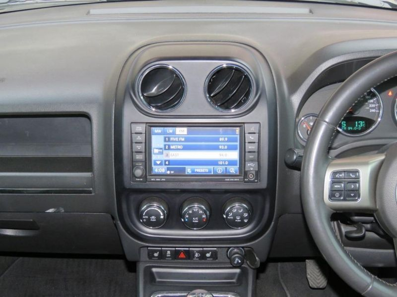 used jeep patriot 2 4 limited for sale in kwazulu natal