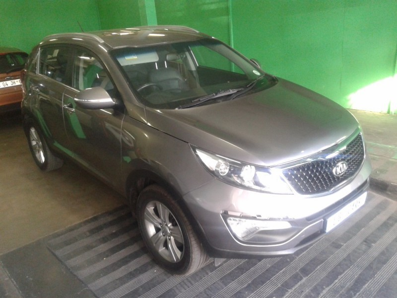 used kia sportage 2 0 4x4 for sale in gauteng id 2276762. Black Bedroom Furniture Sets. Home Design Ideas