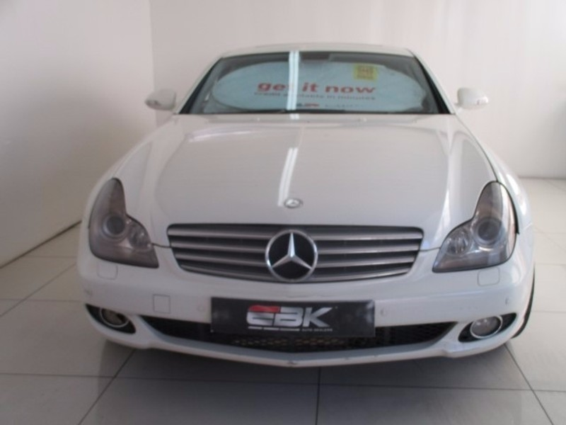 Used mercedes benz cls class cls 500 for sale in gauteng for 2007 mercedes benz cls class