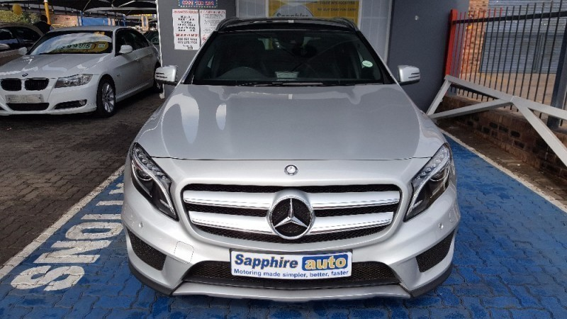 used mercedes benz gla class gla 200 cdi auto amg pack for sale in gauteng id 2279742. Black Bedroom Furniture Sets. Home Design Ideas