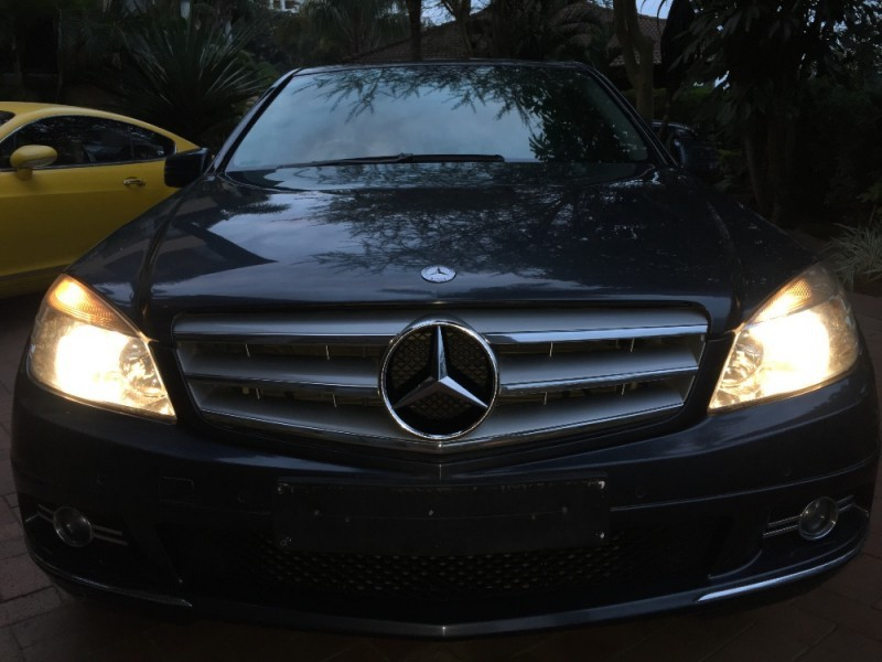 Used mercedes benz c class c180k be auto avantgarde agent for Mercedes benz salesman requirements