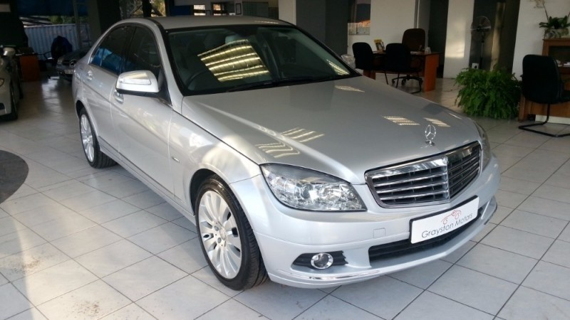 used mercedes benz c class c320 cdi elegance a t for sale in gauteng id 2282146. Black Bedroom Furniture Sets. Home Design Ideas