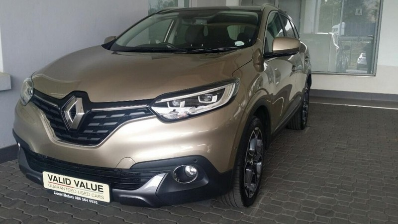 used renault kadjar 1 6 dci 4x4 for sale in north west province id 2283138. Black Bedroom Furniture Sets. Home Design Ideas