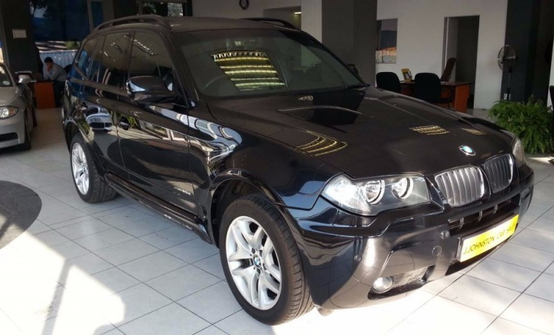 used bmw x3 xdrive20d m sport steptronic e83 for sale in gauteng id 2283770. Black Bedroom Furniture Sets. Home Design Ideas