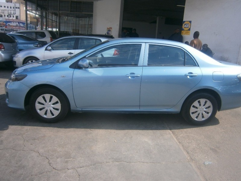 used toyota corolla 1 6 advanced for sale in gauteng id 2285064. Black Bedroom Furniture Sets. Home Design Ideas