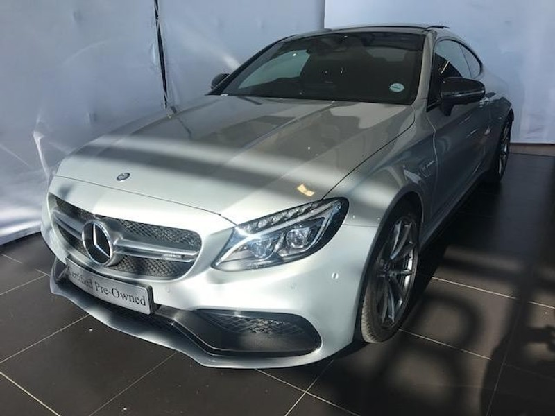 Used mercedes benz c class amg coupe c63 for sale in for Mercedes benz c63 amg coupe for sale
