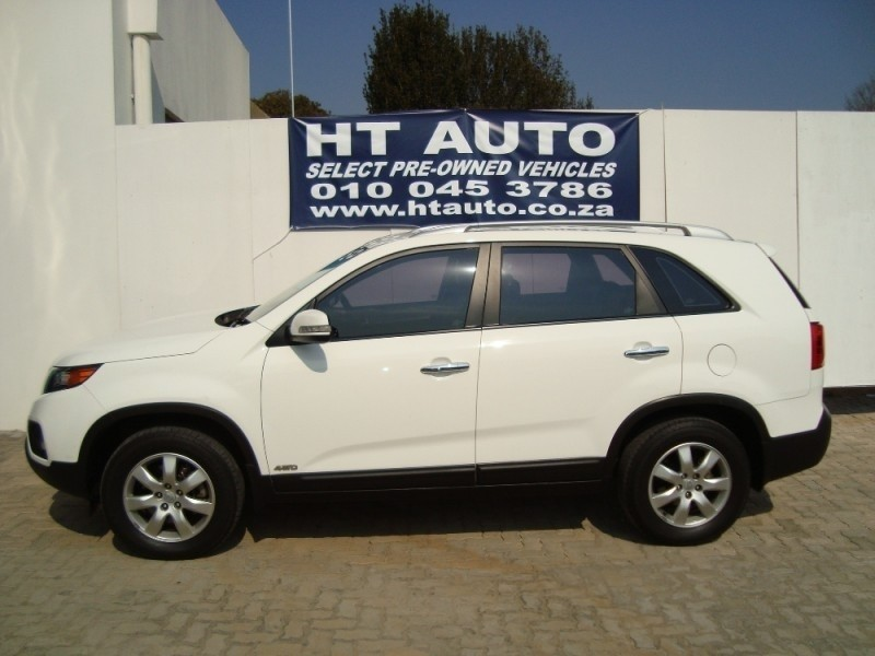 used kia sorento 4x4 a t 5 seater for sale in gauteng id 2287054. Black Bedroom Furniture Sets. Home Design Ideas